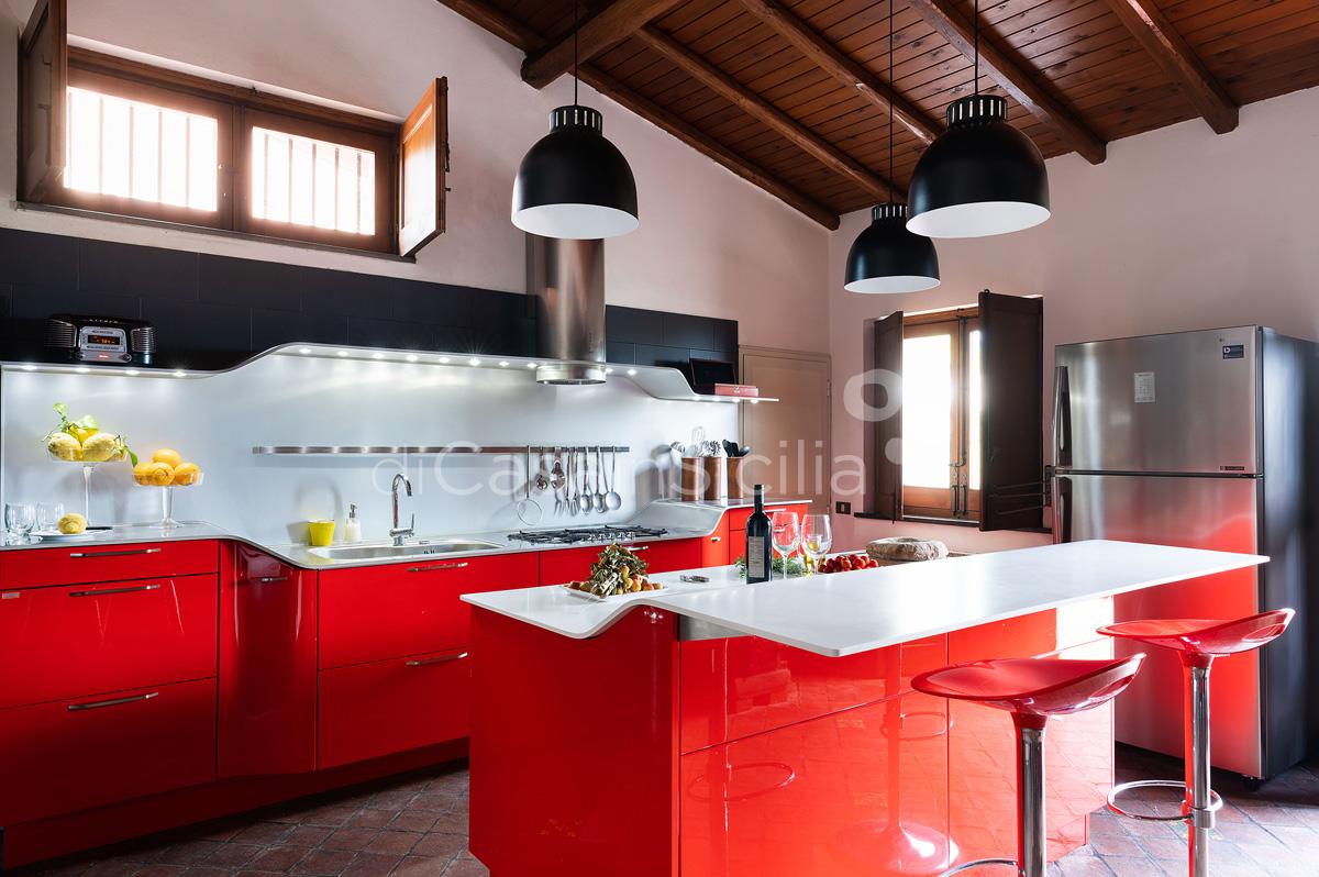 Palmento La Rosa Sicily Villa Rental with Pool Trecastagni Mount Etna - 37