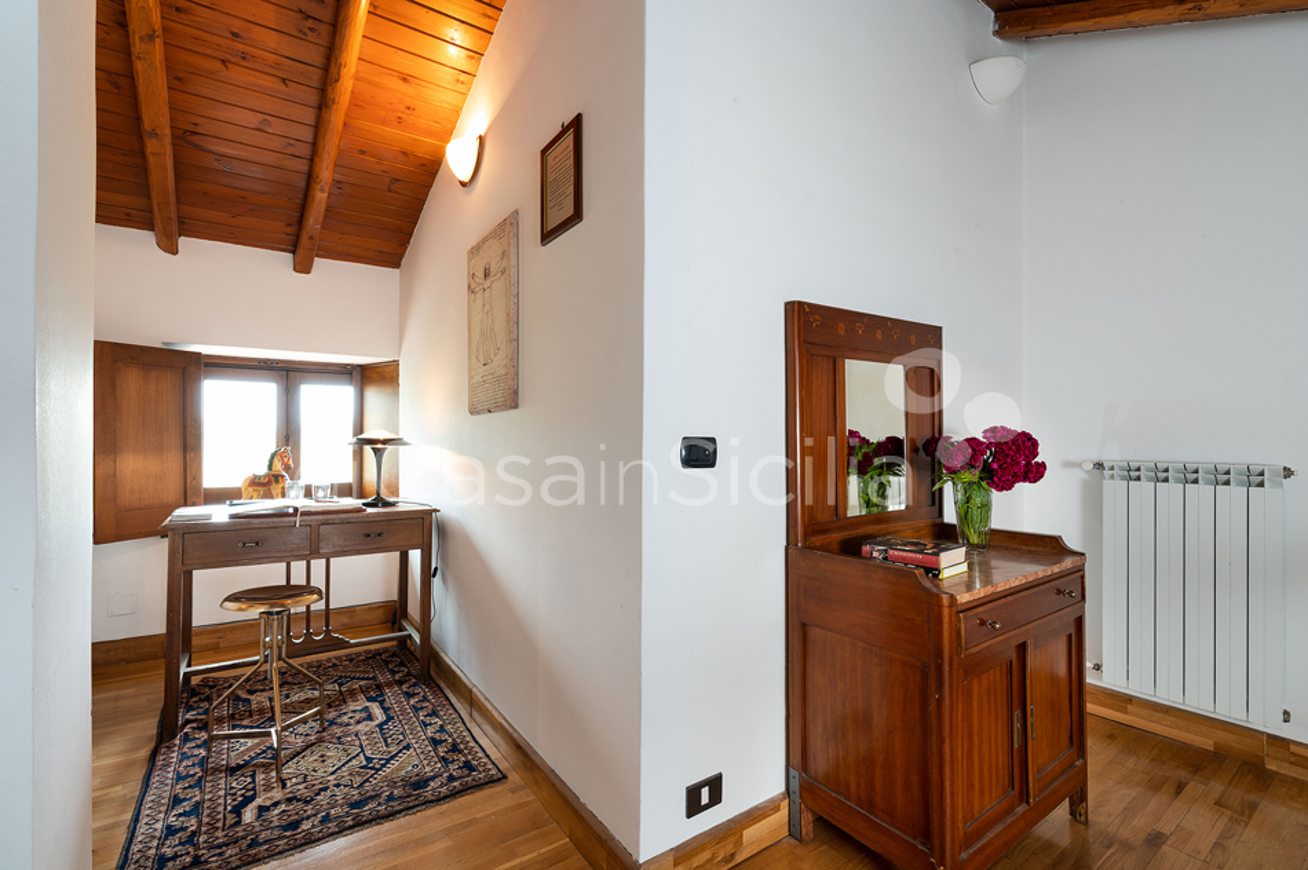 Palmento La Rosa Sicily Villa Rental with Pool Trecastagni Mount Etna - 52