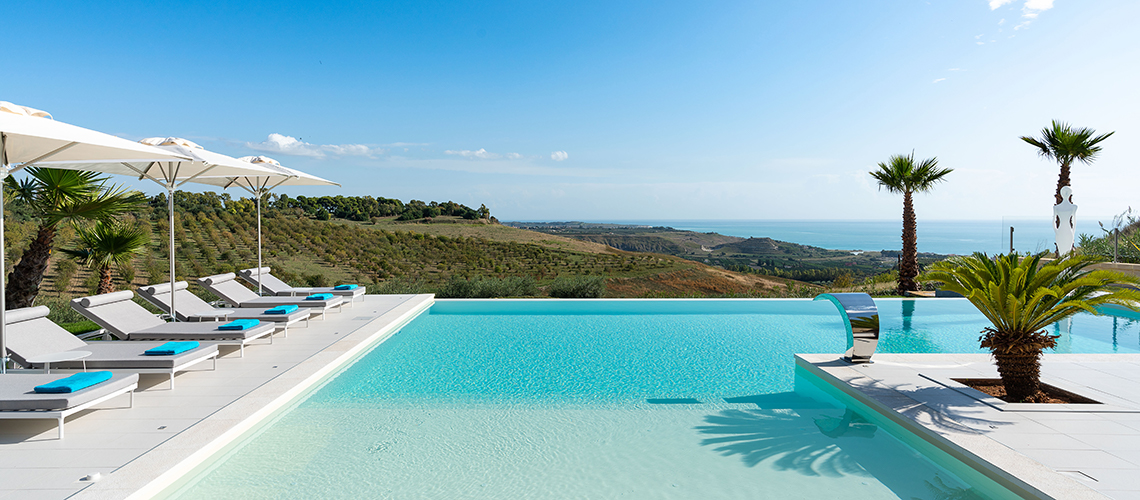 Camemi Sicily Luxury Villa with Pool for rent near Agrigento - 61