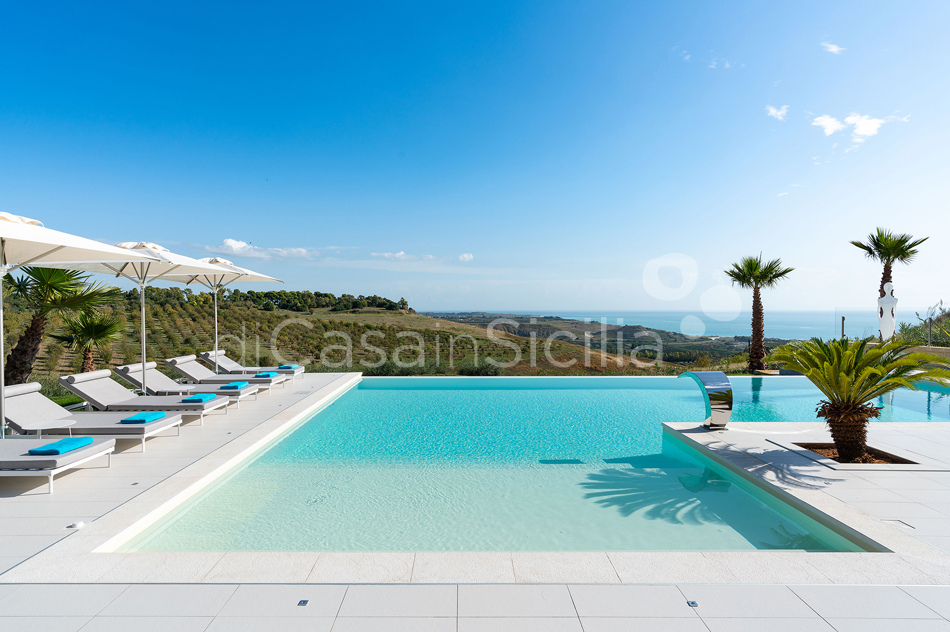 Camemi Sicily Luxury Villa with Pool for rent near Agrigento - 0