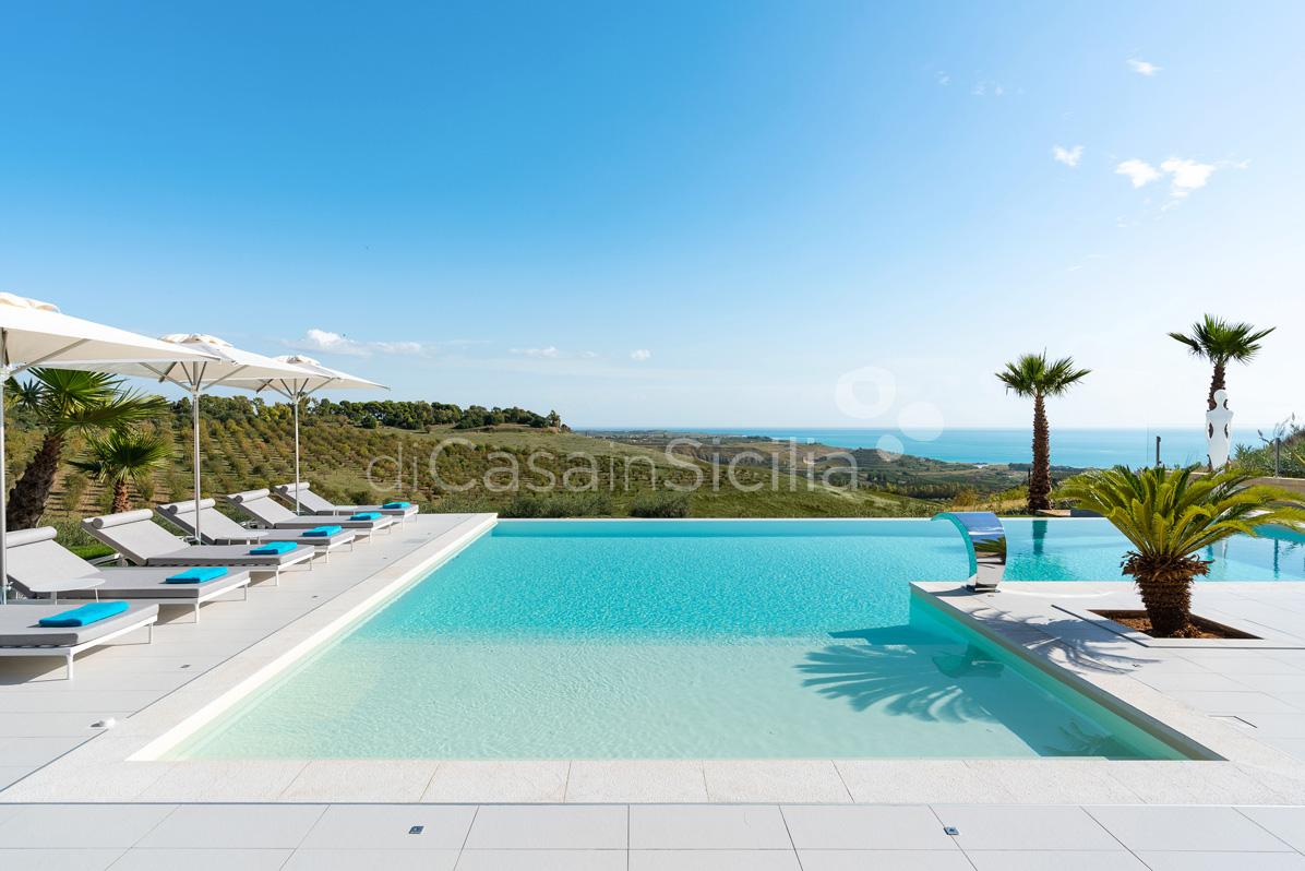 Camemi Villa di Lusso Vista Mare con Piscina affitto Agrigento Sicilia - 0