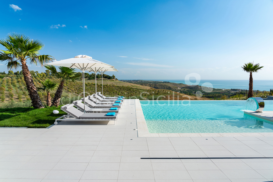 Camemi Sicily Luxury Villa with Pool for rent near Agrigento - 1