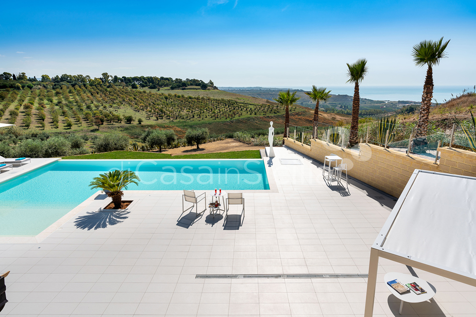 Camemi Sicily Luxury Villa with Pool for rent near Agrigento - 2