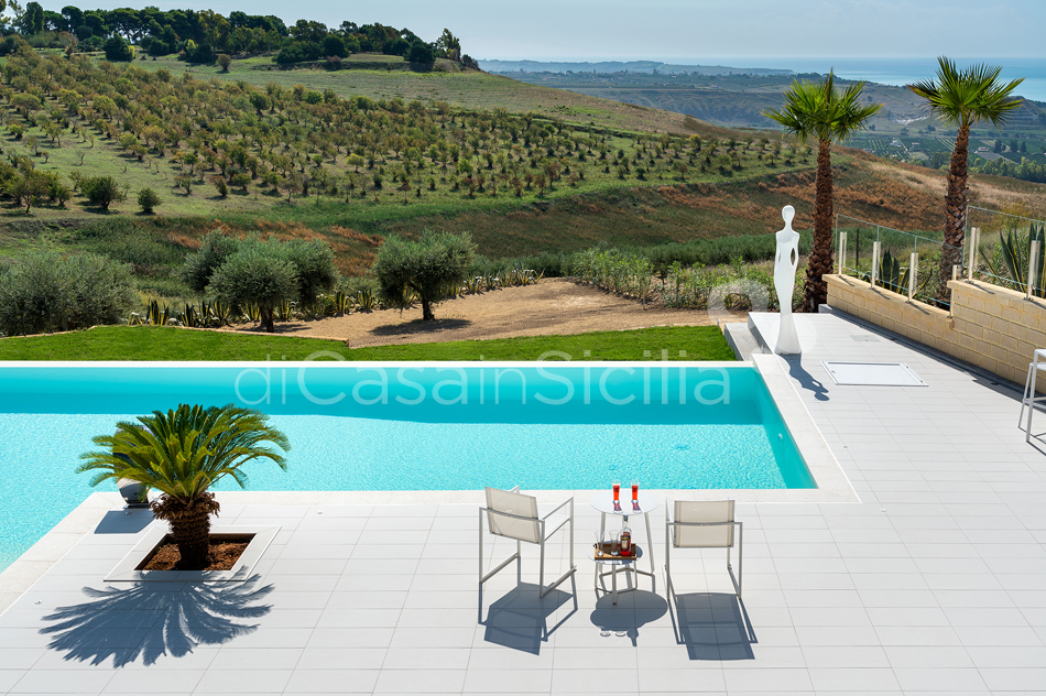 Camemi Sicily Luxury Villa with Pool for rent near Agrigento - 3