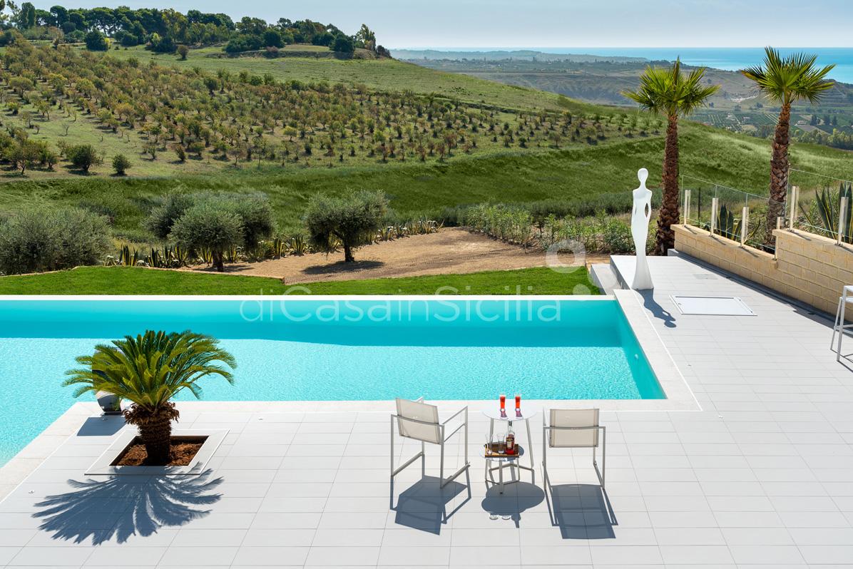 Camemi Villa di Lusso Vista Mare con Piscina affitto Agrigento Sicilia - 3