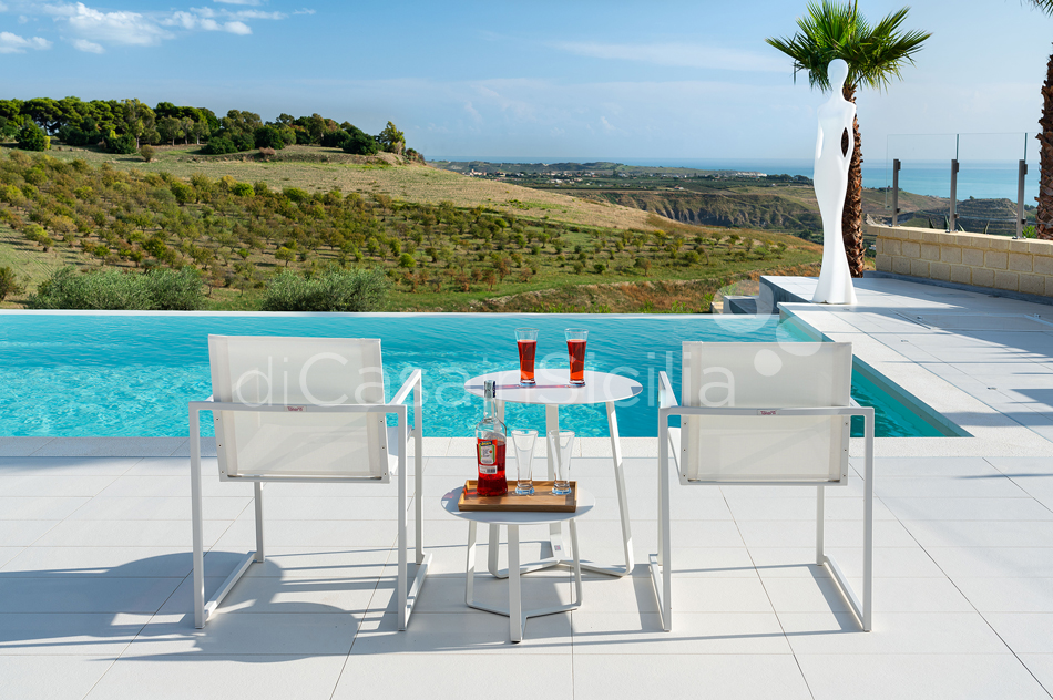 Camemi Sicily Luxury Villa with Pool for rent near Agrigento - 4