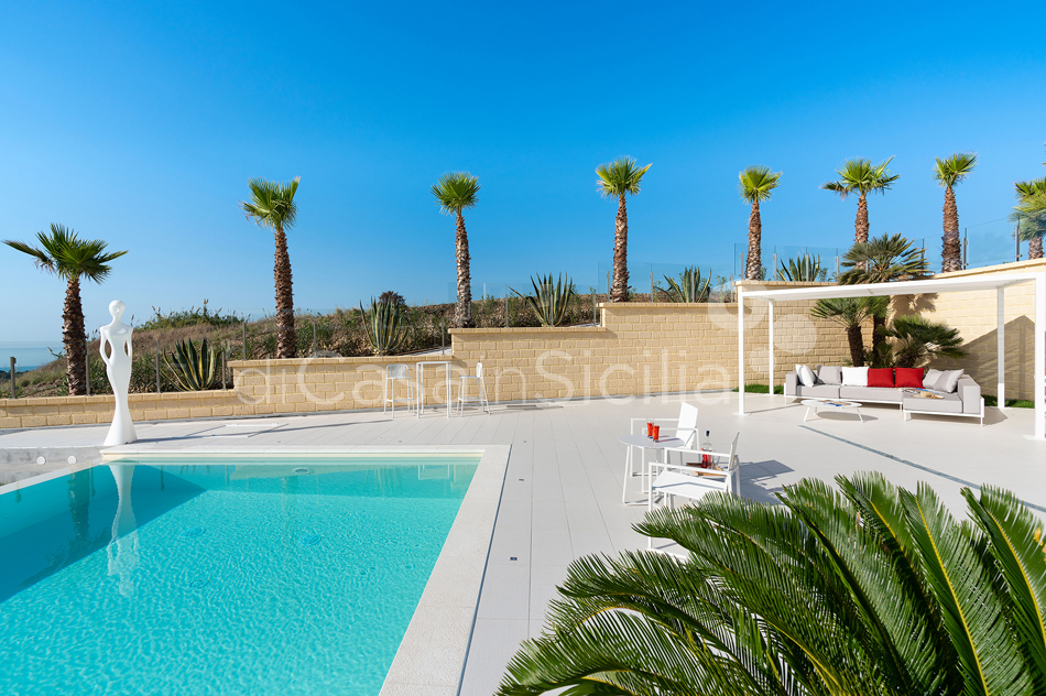 Camemi Sicily Luxury Villa with Pool for rent near Agrigento - 6