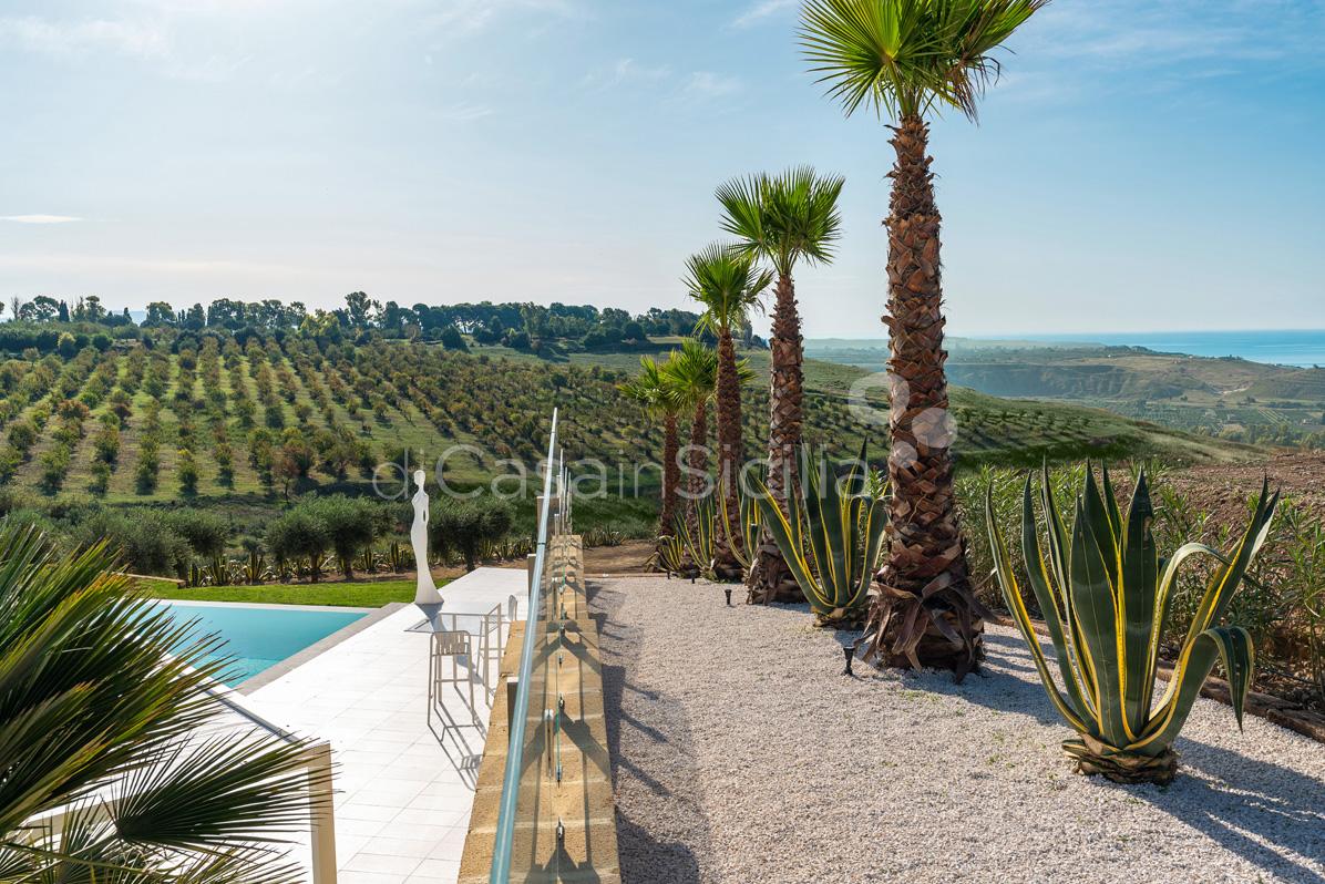 Camemi Villa di Lusso Vista Mare con Piscina affitto Agrigento Sicilia - 13