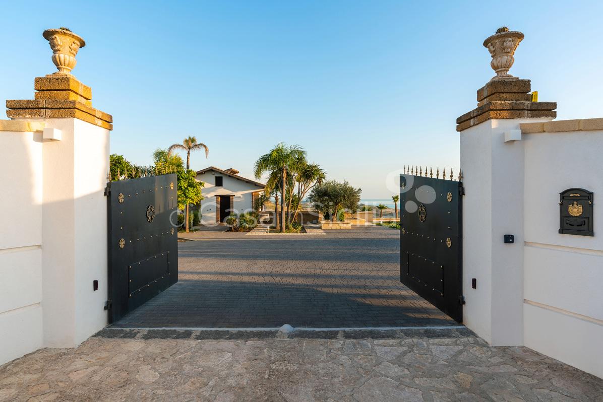 Camemi Villa di Lusso Vista Mare con Piscina affitto Agrigento Sicilia - 14