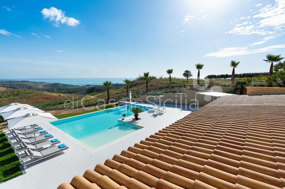 Camemi Sicily Luxury Villa with Pool for rent near Agrigento - 17