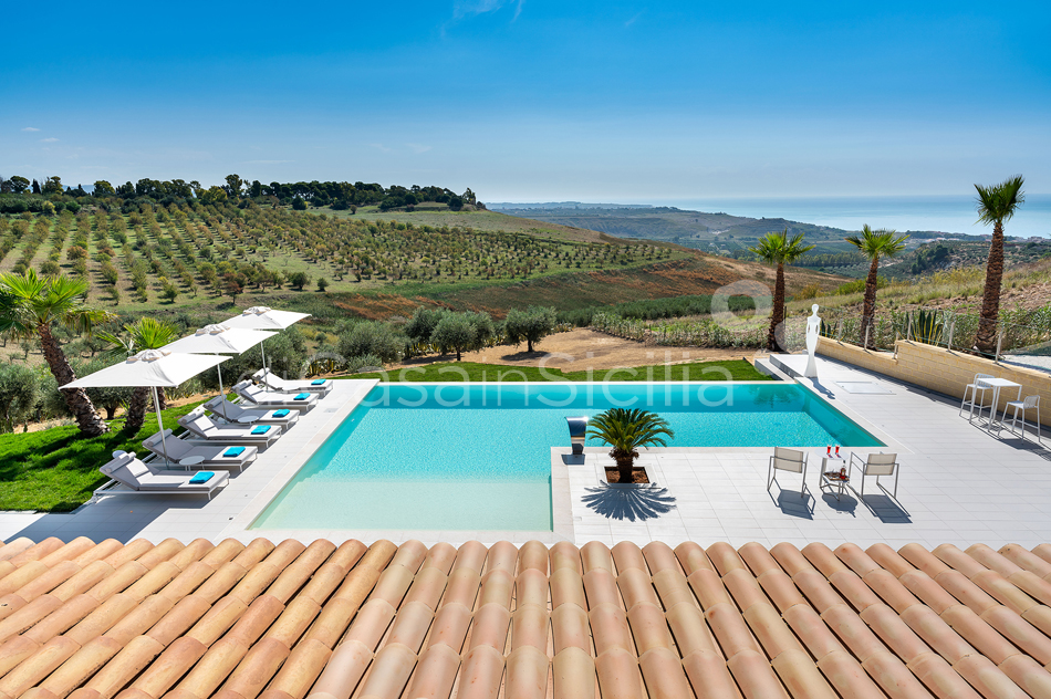 Camemi Sicily Luxury Villa with Pool for rent near Agrigento - 18