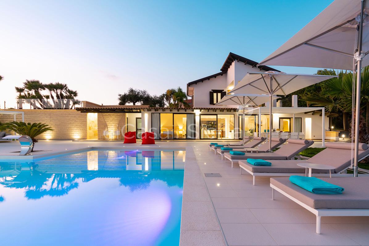 Camemi Villa di Lusso Vista Mare con Piscina affitto Agrigento Sicilia - 20