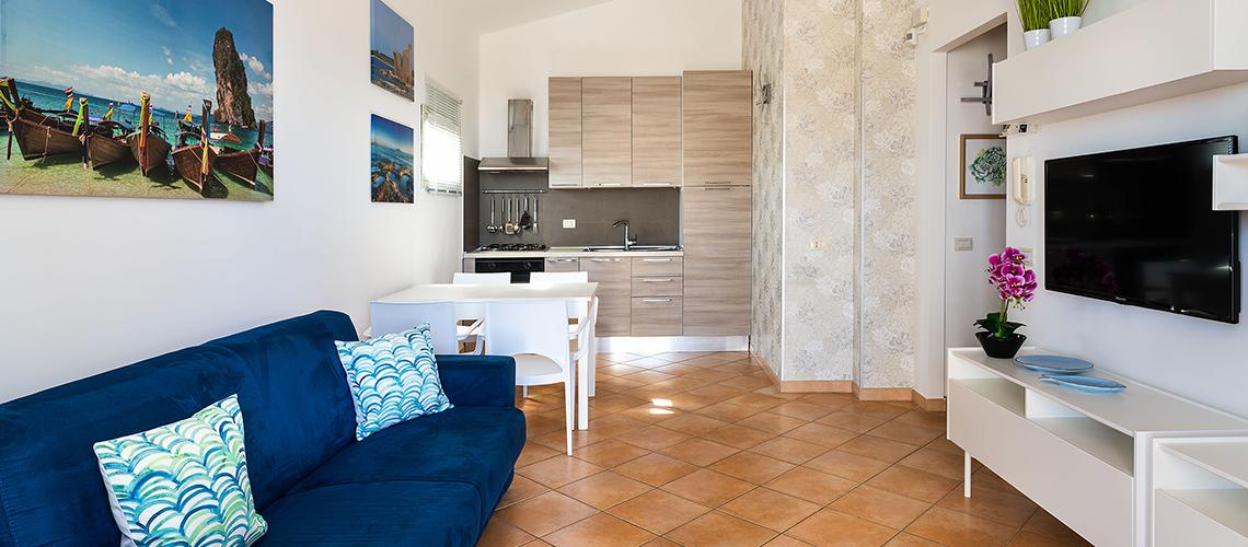 Dimore Anny Calantha Appartamento al Mare in affitto Marzamemi Sicilia - 2