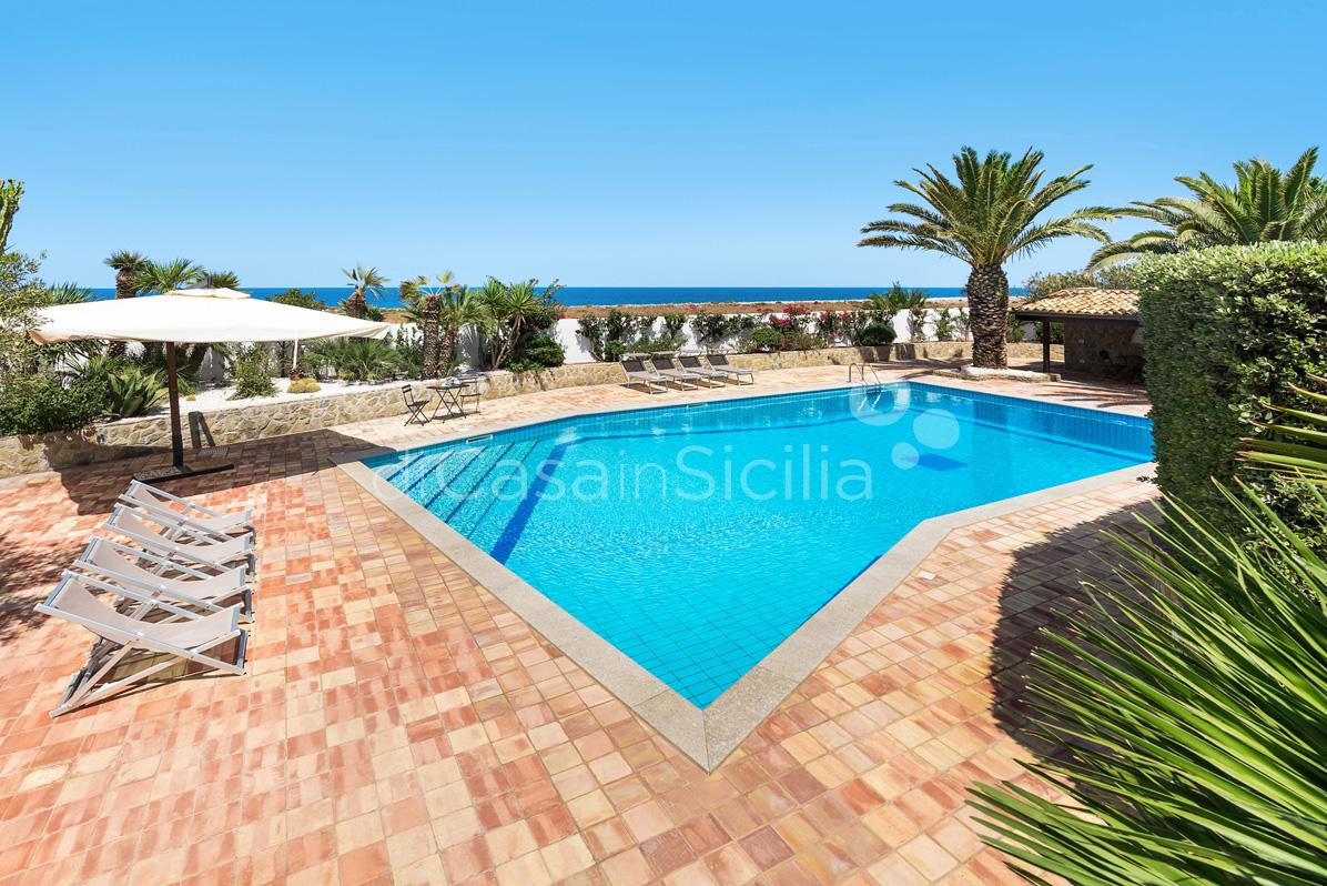 Cala Mancina Villa a Mare con Piscina affitto San Vito Lo Capo Sicilia - 11