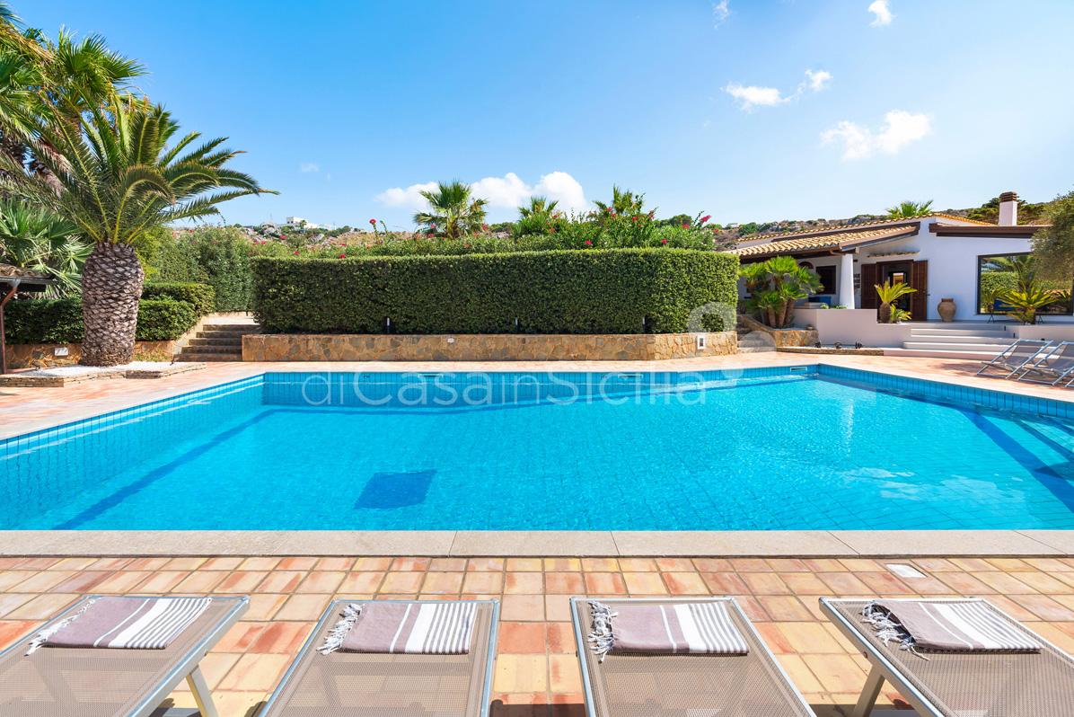 Cala Mancina Villa a Mare con Piscina affitto San Vito Lo Capo Sicilia - 14