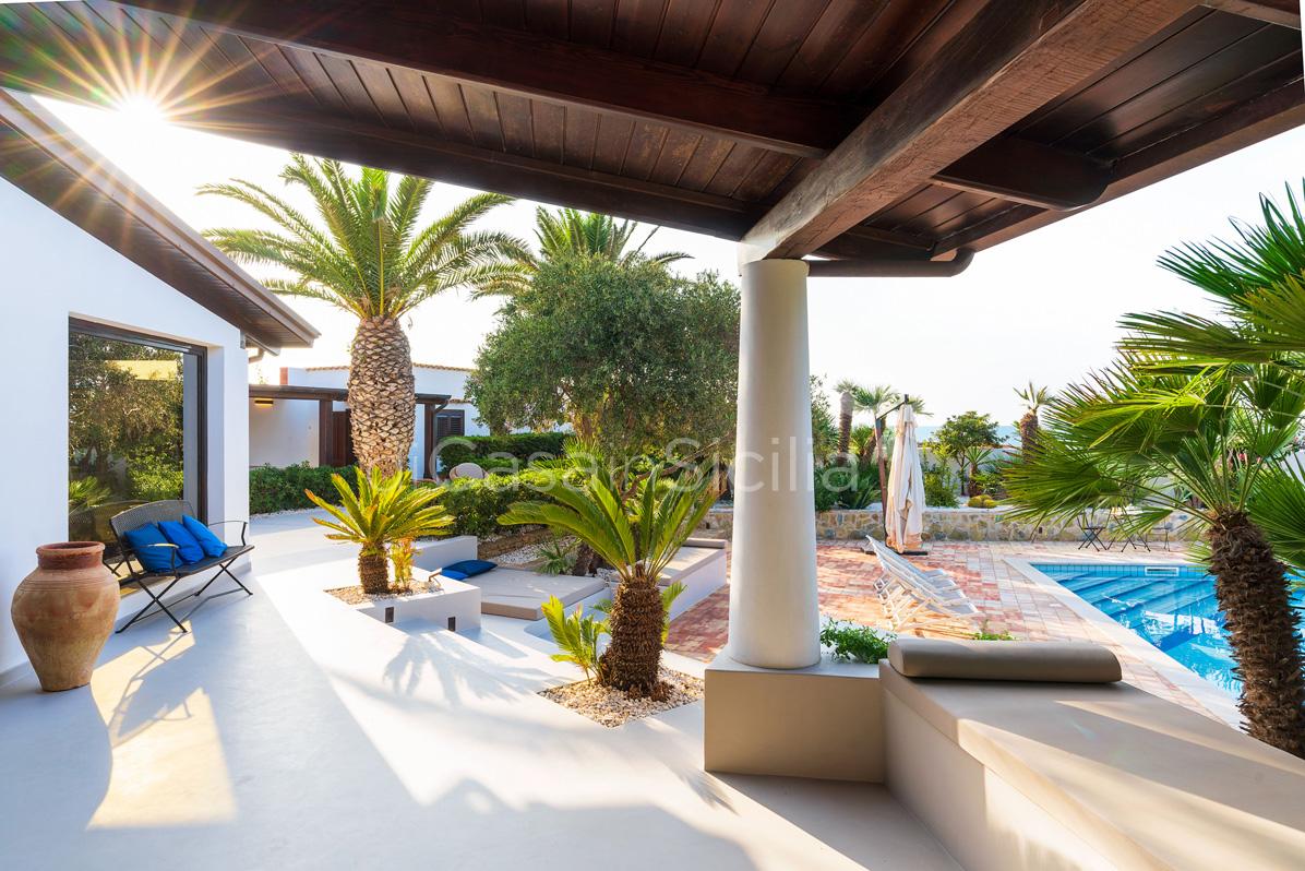 Cala Mancina Villa a Mare con Piscina affitto San Vito Lo Capo Sicilia - 20