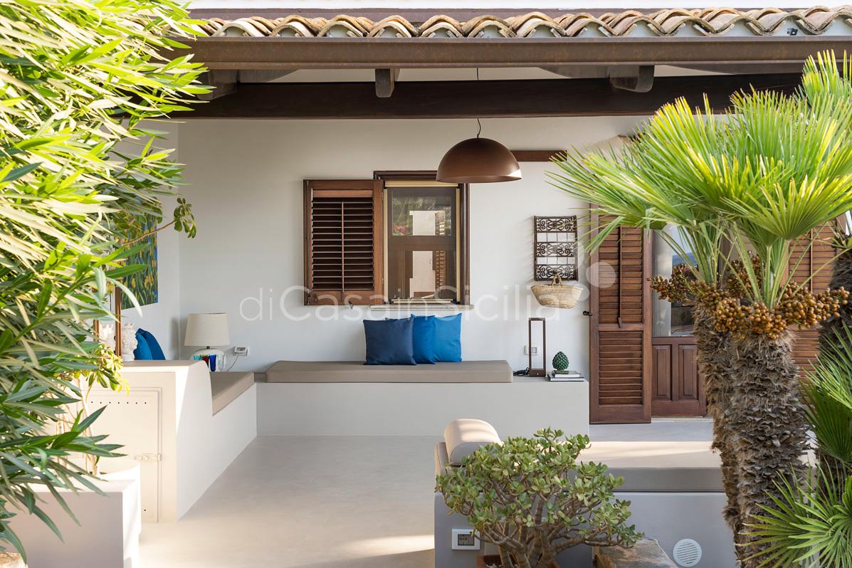 Cala Mancina Villa a Mare con Piscina affitto San Vito Lo Capo Sicilia - 23