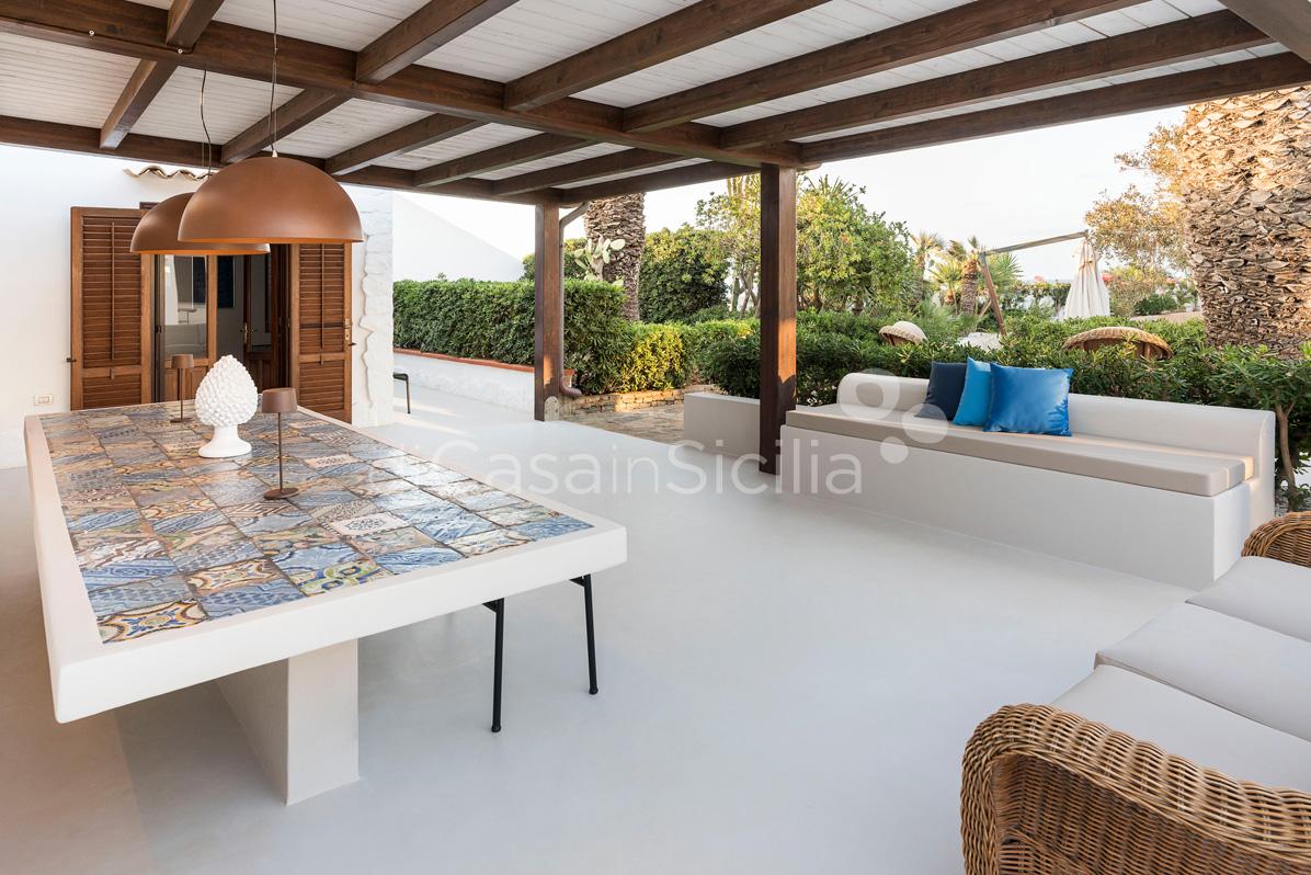 Cala Mancina Villa a Mare con Piscina affitto San Vito Lo Capo Sicilia - 25