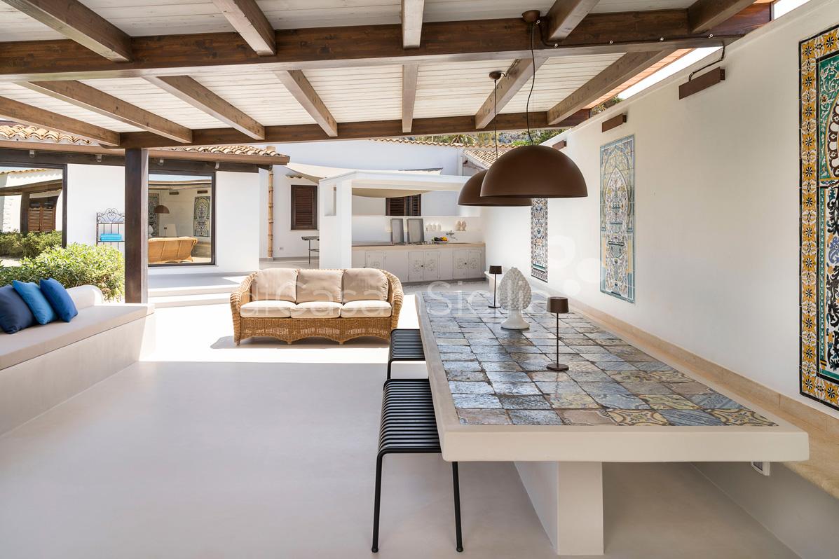 Cala Mancina Villa a Mare con Piscina affitto San Vito Lo Capo Sicilia - 28