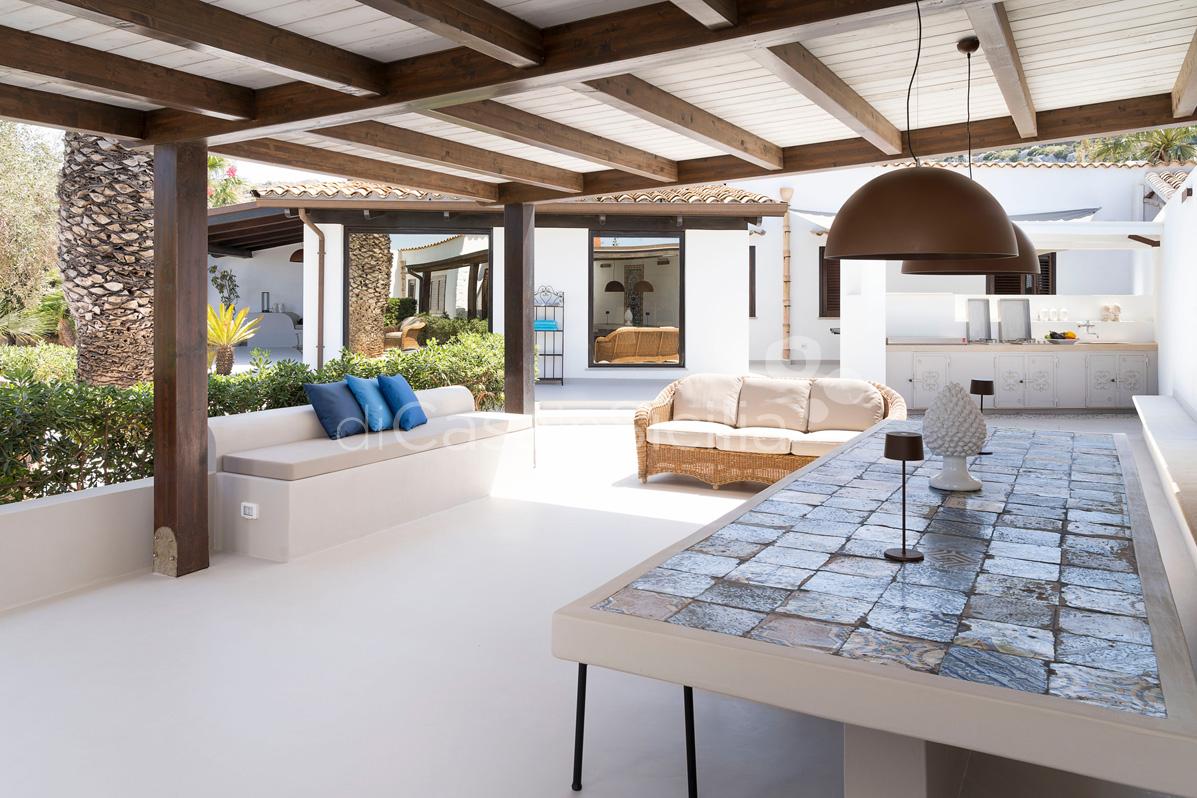 Cala Mancina Villa a Mare con Piscina affitto San Vito Lo Capo Sicilia - 29