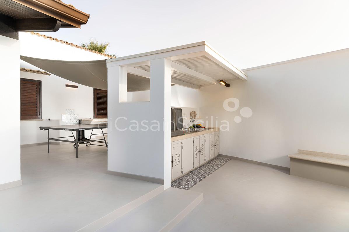 Cala Mancina Villa a Mare con Piscina affitto San Vito Lo Capo Sicilia - 31
