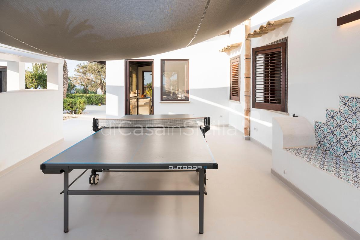 Cala Mancina Villa a Mare con Piscina affitto San Vito Lo Capo Sicilia - 32