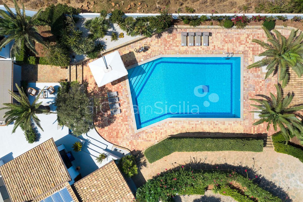 Cala Mancina Villa a Mare con Piscina affitto San Vito Lo Capo Sicilia - 33