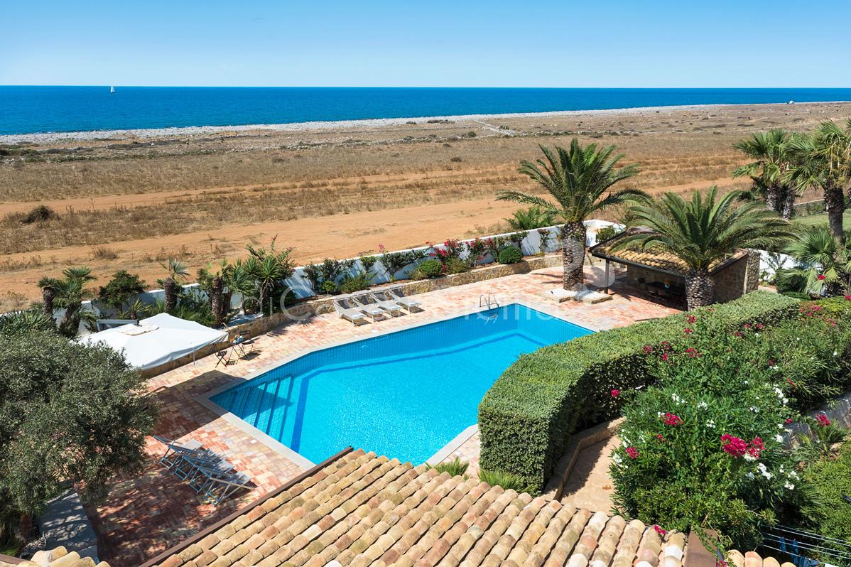 Cala Mancina Villa a Mare con Piscina affitto San Vito Lo Capo Sicilia - 34