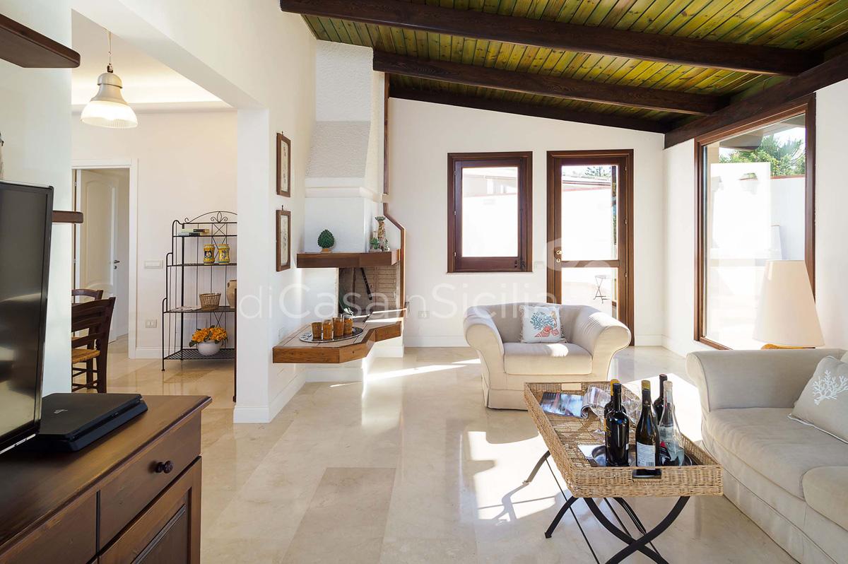 Cala Mancina Villa a Mare con Piscina affitto San Vito Lo Capo Sicilia - 39