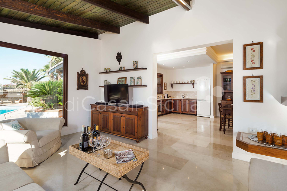 Cala Mancina Villa a Mare con Piscina affitto San Vito Lo Capo Sicilia - 40