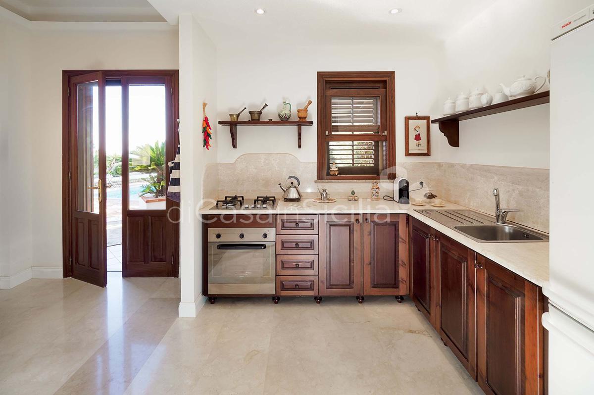 Cala Mancina Villa a Mare con Piscina affitto San Vito Lo Capo Sicilia - 45