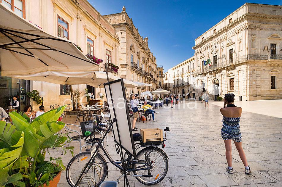 Terrazza Ortigia Appartamento per Coppie in affitto a Ortigia Sicilia - 20