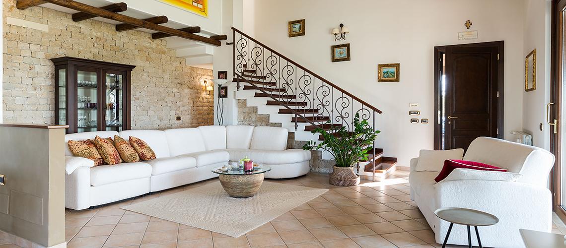 Villa Cielo Villa con Piscina in affitto zona Trapani Sicilia - 2
