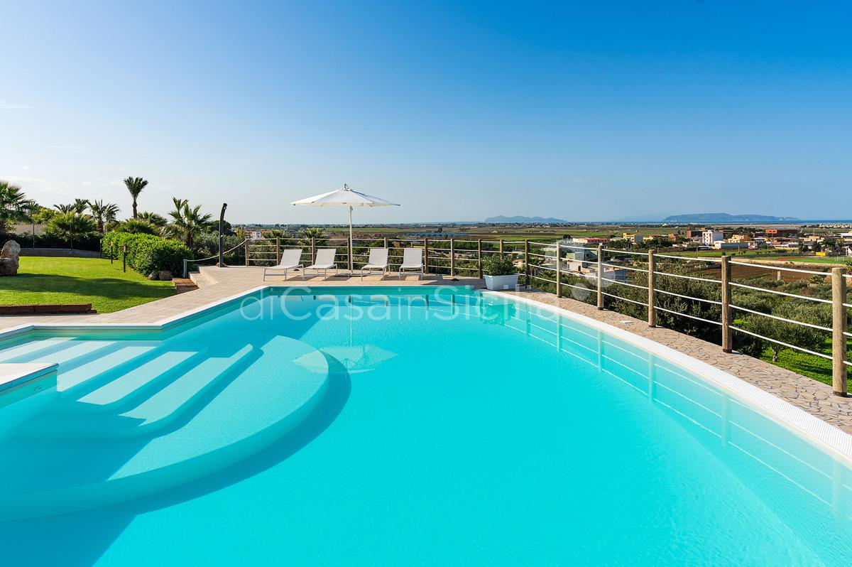 Villa Cielo Villa con Piscina in affitto zona Trapani Sicilia - 10