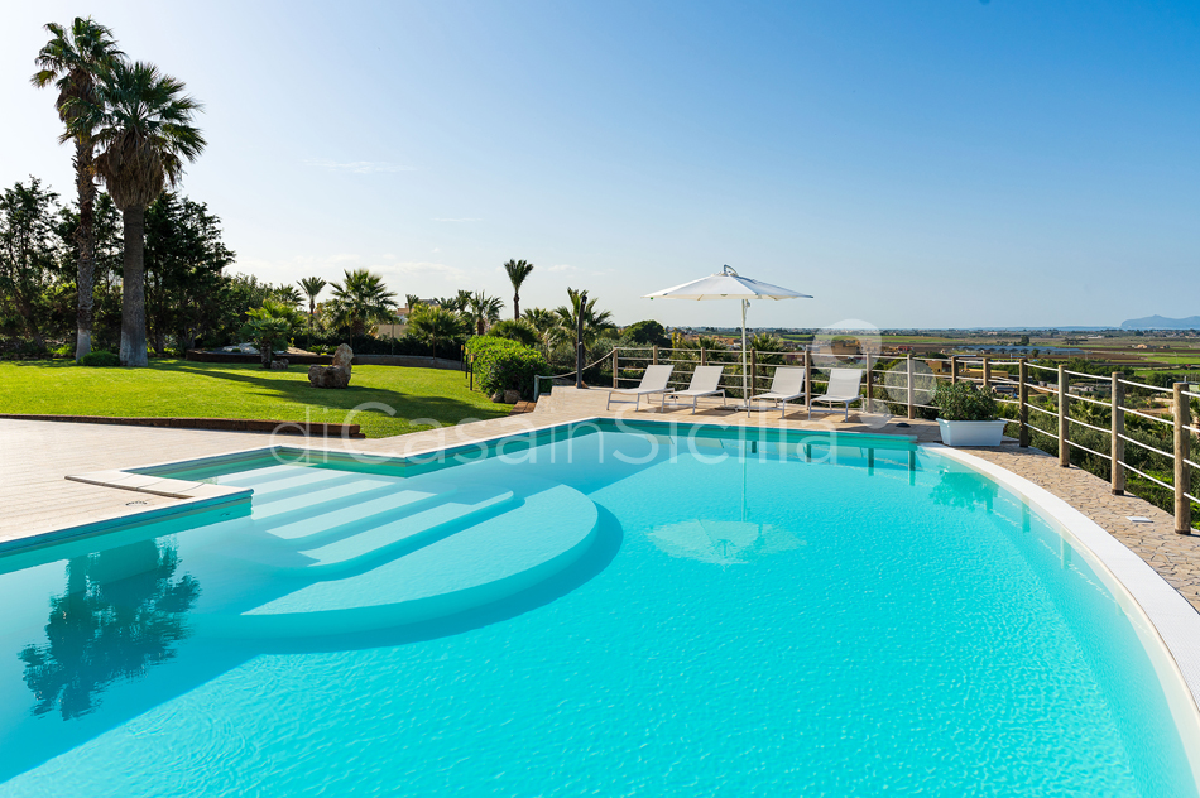 Villa Cielo Villa con Piscina in affitto zona Trapani Sicilia - 11