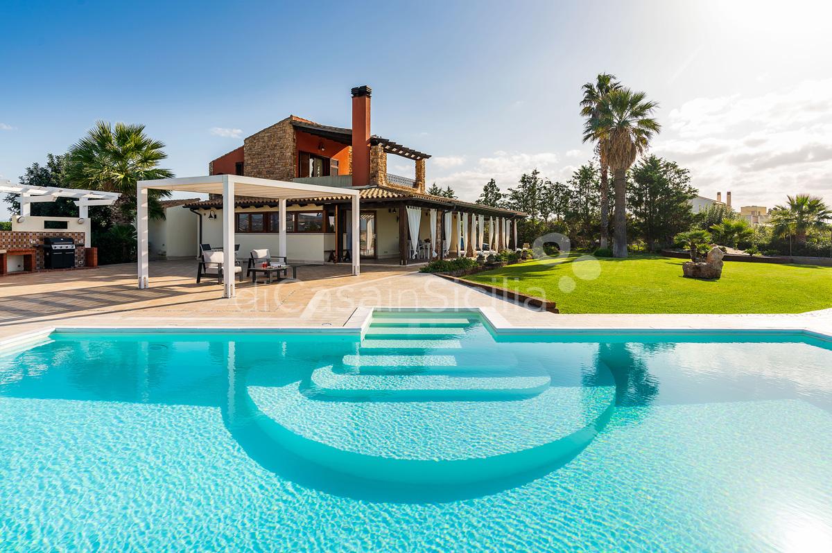 Villa Cielo Villa con Piscina in affitto zona Trapani Sicilia - 12