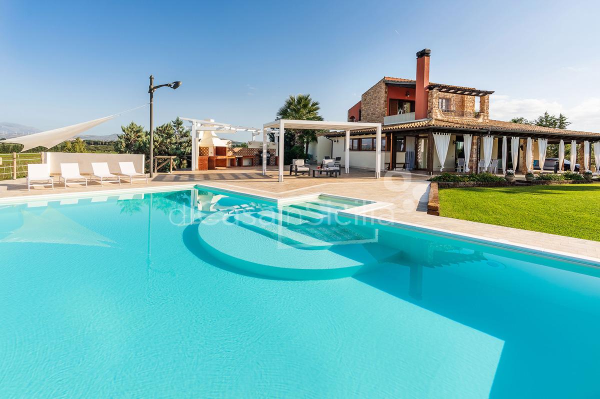 Villa Cielo Villa con Piscina in affitto zona Trapani Sicilia - 13