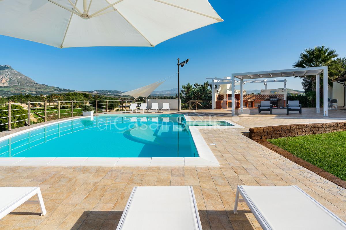 Villa Cielo Villa con Piscina in affitto zona Trapani Sicilia - 15