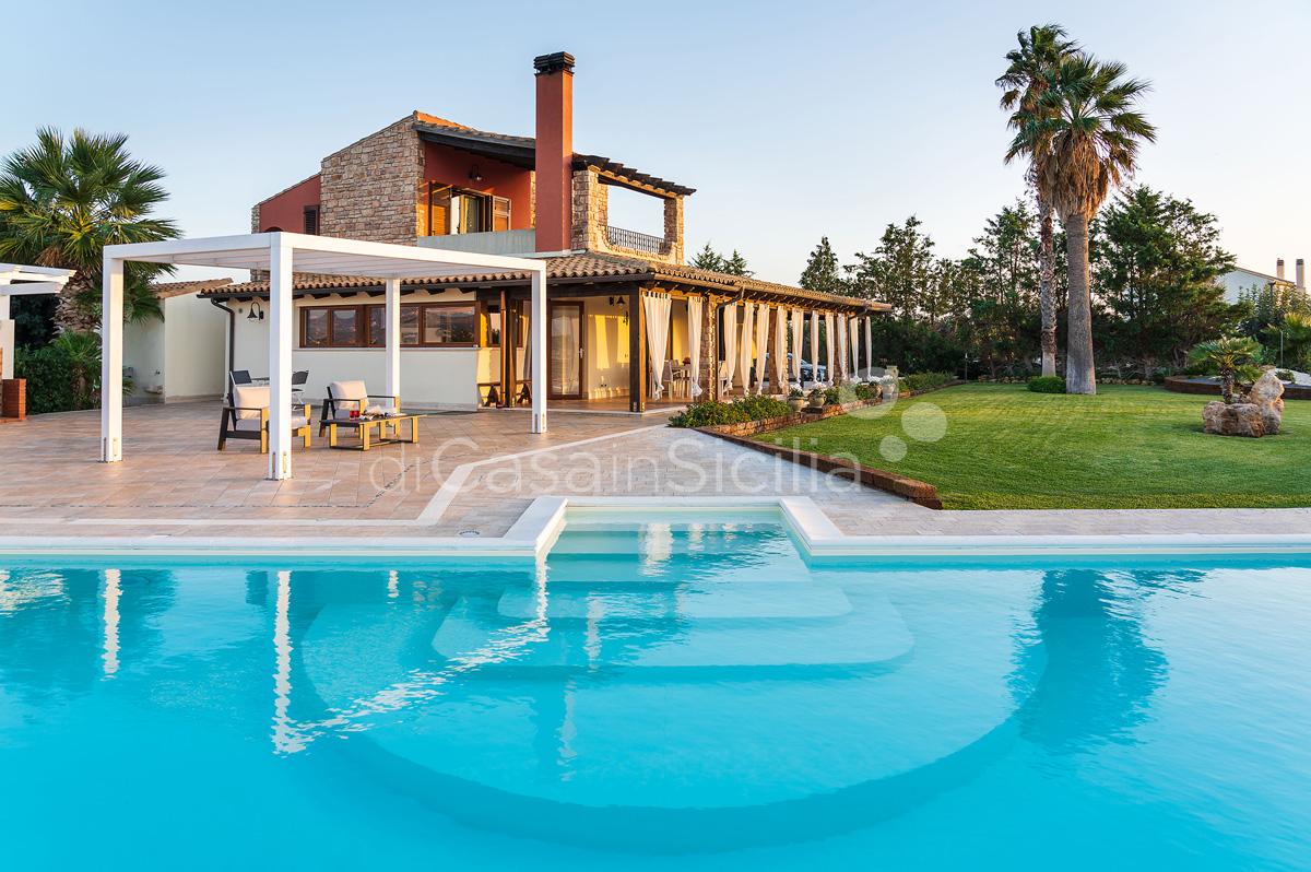 Villa Cielo Villa con Piscina in affitto zona Trapani Sicilia - 17