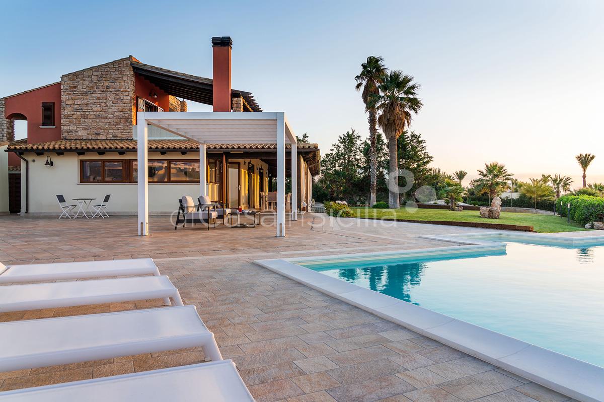 Villa Cielo Villa con Piscina in affitto zona Trapani Sicilia - 18