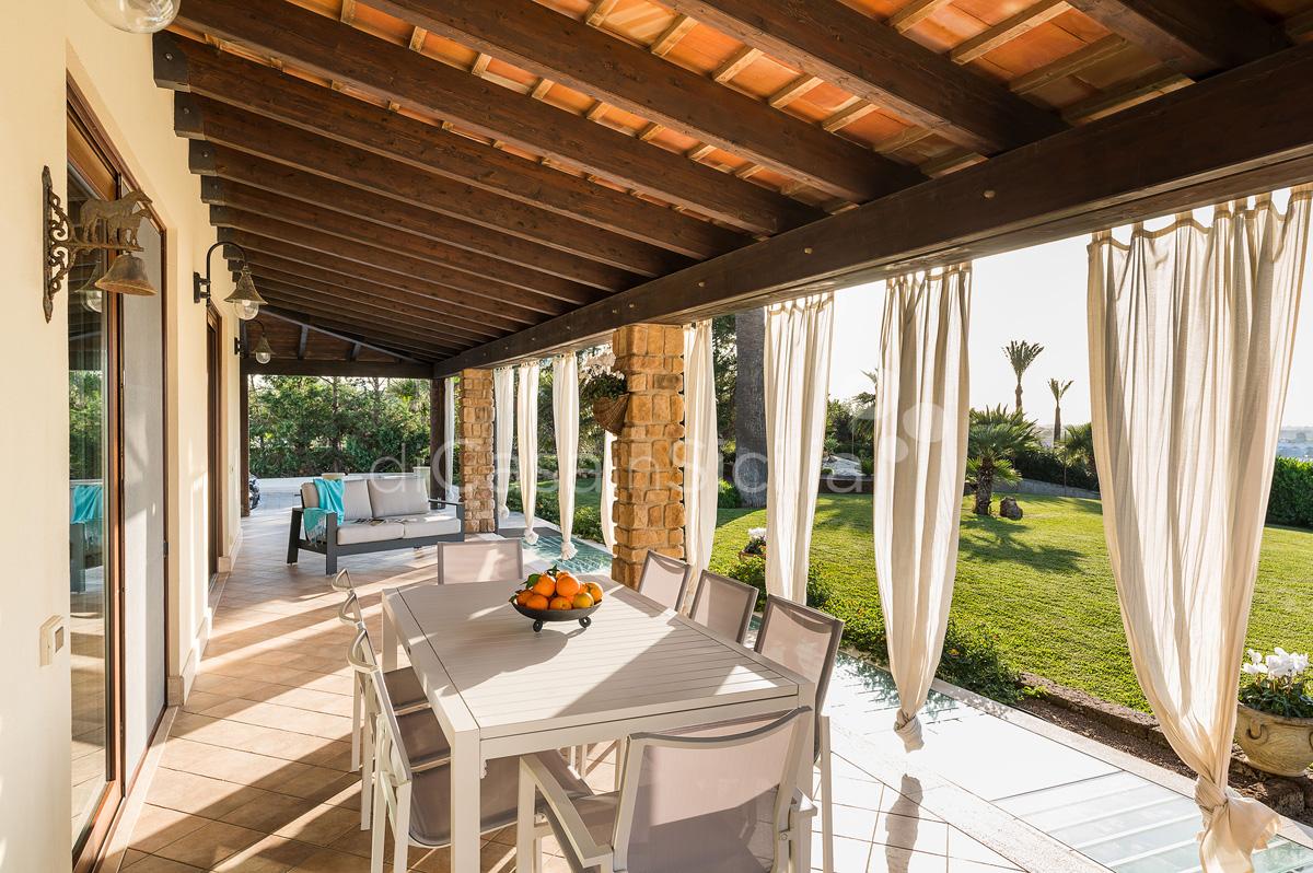 Villa Cielo Villa con Piscina in affitto zona Trapani Sicilia - 21
