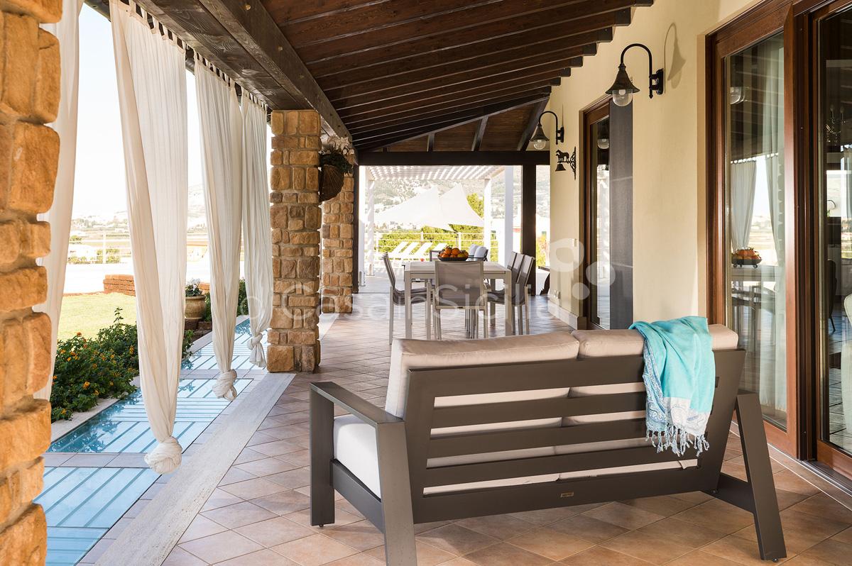 Villa Cielo Villa con Piscina in affitto zona Trapani Sicilia - 22