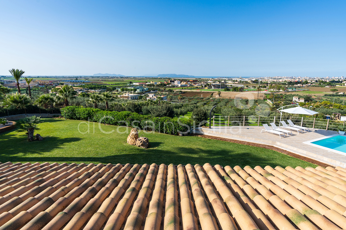 Villa Cielo Villa con Piscina in affitto zona Trapani Sicilia - 23