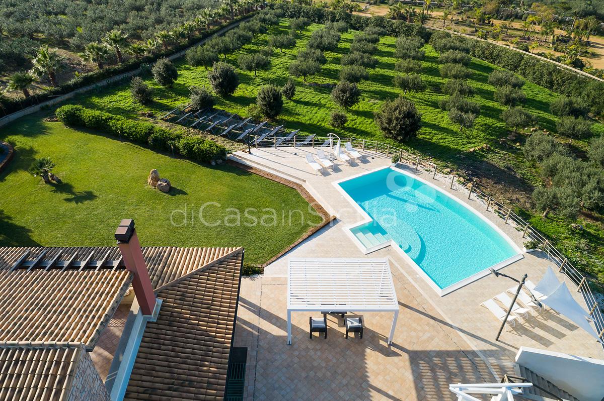 Villa Cielo Villa con Piscina in affitto zona Trapani Sicilia - 24