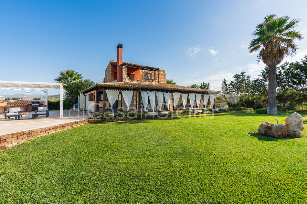 Villa Cielo Villa con Piscina in affitto zona Trapani Sicilia - 25