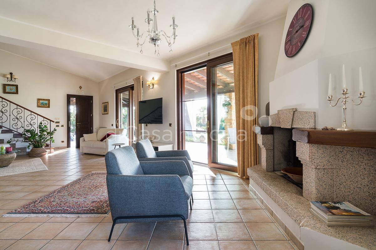 Villa Cielo Villa con Piscina in affitto zona Trapani Sicilia - 28