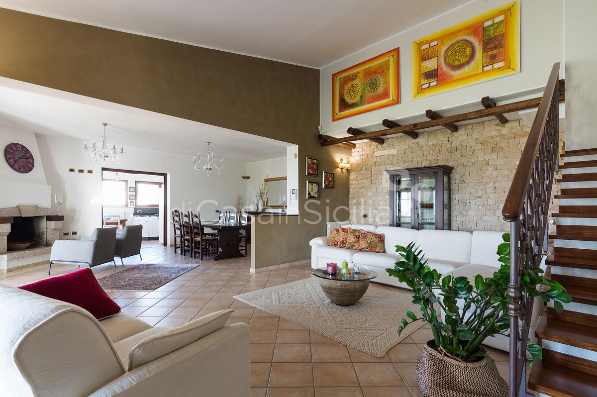 Villa Cielo Villa con Piscina in affitto zona Trapani Sicilia - 30