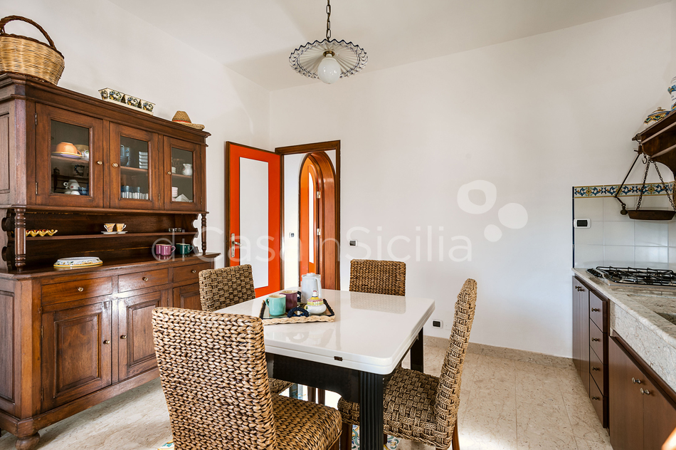 Profumo di Mare Beach Villa with Pool for rent in Cornino Sicily  - 22