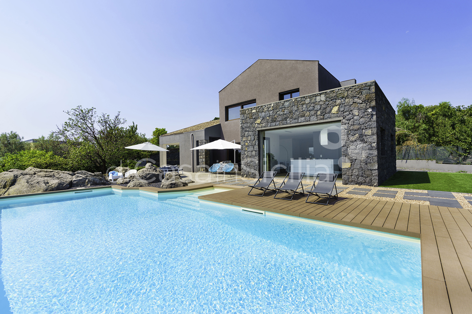 Villa Corinne Villa con Piscina in affitto ad Aci Castello Sicilia - 6