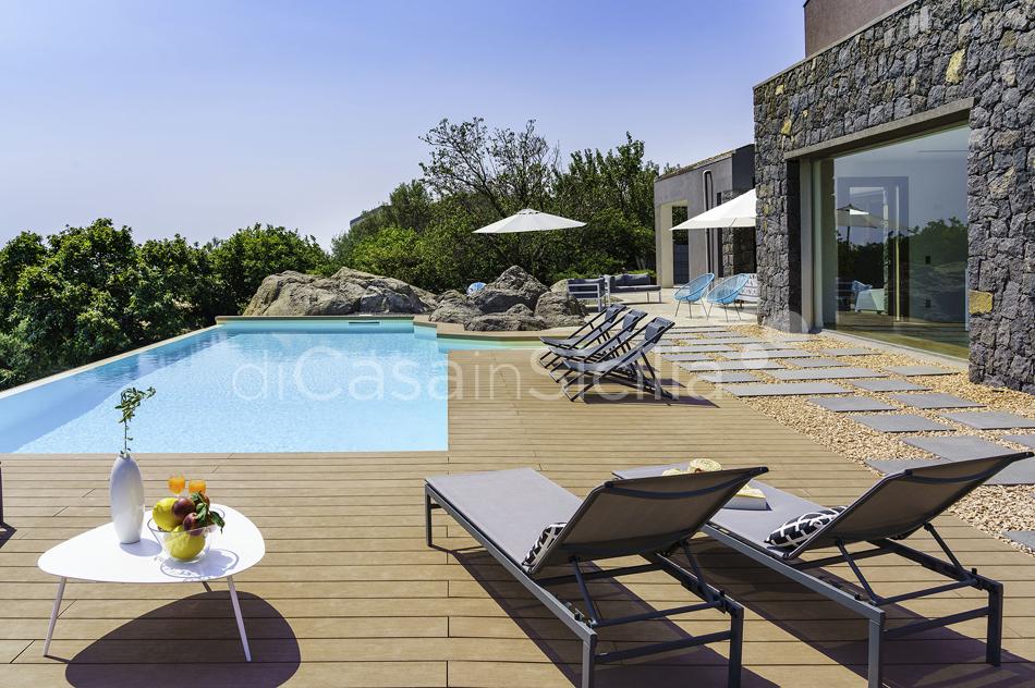 Villa Corinne Villa con Piscina in affitto ad Aci Castello Sicilia - 10